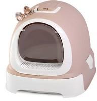 Makar Fantasy / Туалет-бокс Макар Фэнтези для кошек с выдвижным поддоном 55х42х43см
