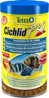 Tetra Cichlid Pro / Корм Тетра для цихлид в чипсах 500 мл