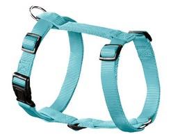 Hunter Smart Ecco Sport шлейка для собак нейлон Бирюзовая