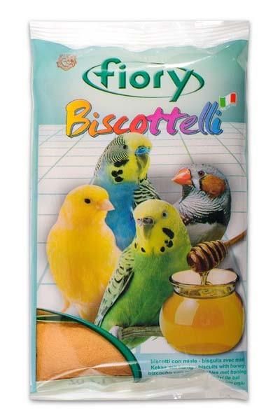 Fiory Biscottelli / Бисквиты Фиори для птиц с Мёдом