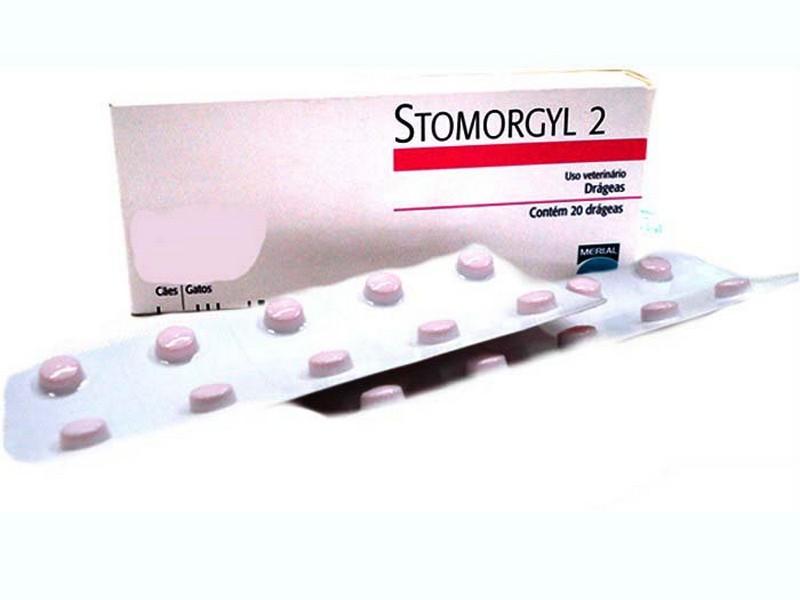 Merial Стоморджил  2 мг х 20 таб.