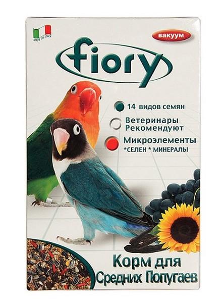 Fiory Parrocchetti Africa / Корм Фиори для Средних попугаев