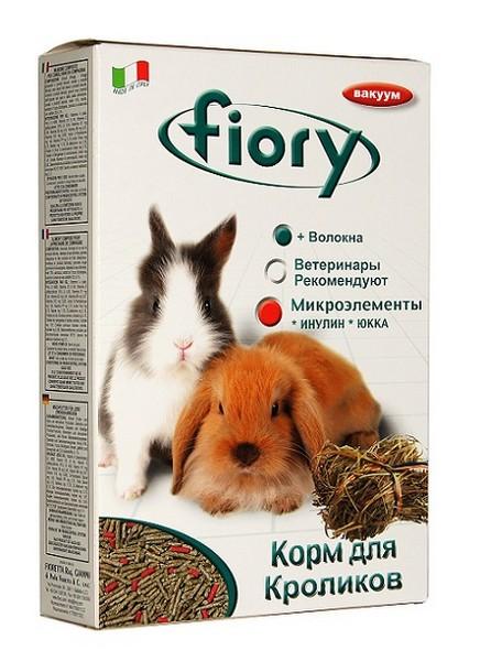 Fiory Pellettato / Корм Фиори для Морских свинок и Кроликов Гранулированный