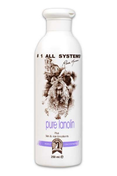1 All Systems Pure Cosmetics Lanolin plus кондиционер с ланолином 250 мл