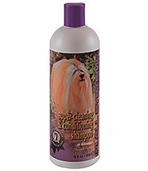 1 All Systems Super Cleaning&Conditioning Shampoo шампунь суперочищающий 500 мл
