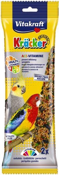Vitakraft / Крекеры Витакрафт для Австралийских попугаев Мультивитамин