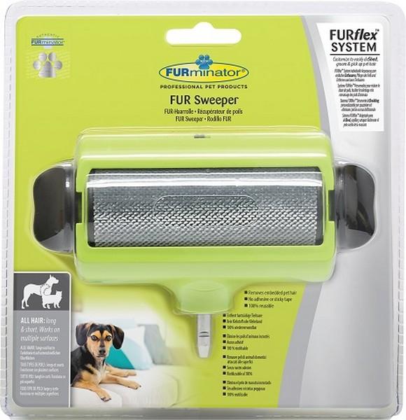 FURminator FURflex Fur Sweeper / Насадка Фурминатор Фурфлекс для Уборки Шерсти