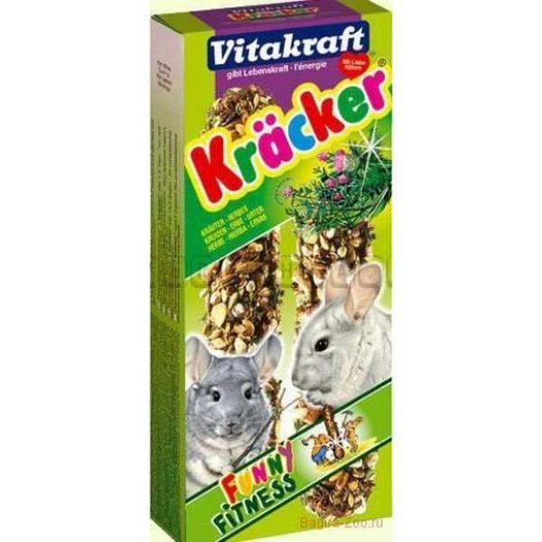 Vitakraft / Крекеры Витакрафт для Шиншилл с Травами