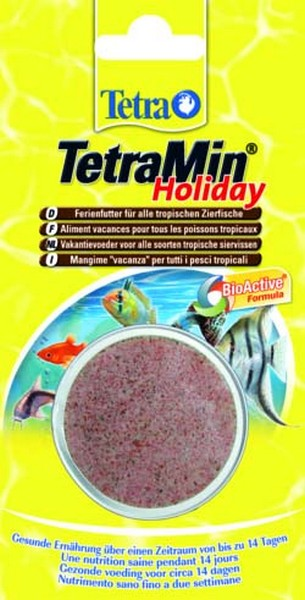 Tetra Holiday / Корм Тетра для рыб