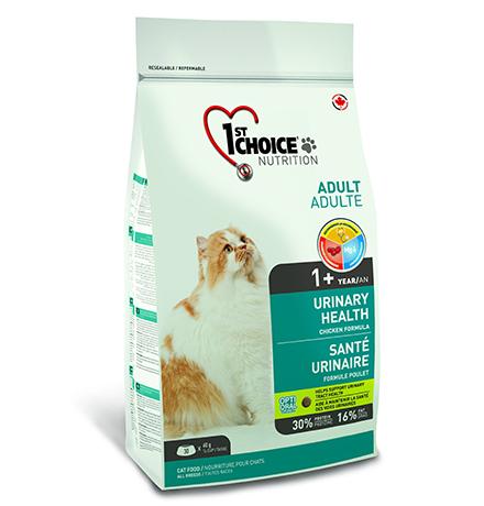 1st Choice Urinary Health / Сухой корм Фёст Чойс для кошек Против образования камней в мочевом пузыре Курица