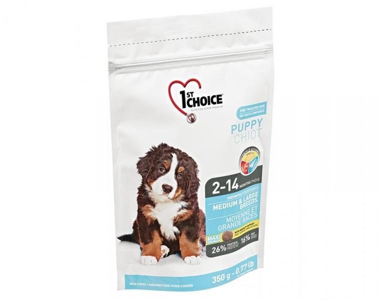 1st Choice Puppy Medium & Large Breeds / Сухой корм Фёст Чойс для Щенков Средних и Крупных пород Курица