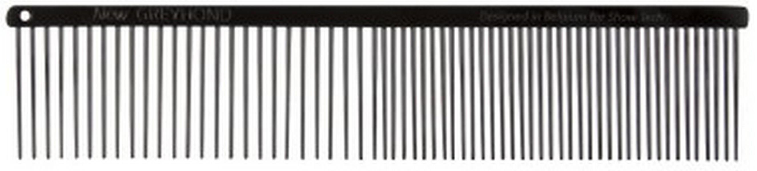 Show Tech Antistatic Greyhond / Расческа Шоу Тех с Зубчиками 3,2 см Тефлон