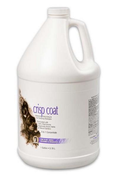 1 All Systems Crisp coat Shampoo шампунь для жесткой шерсти 3,78 л
