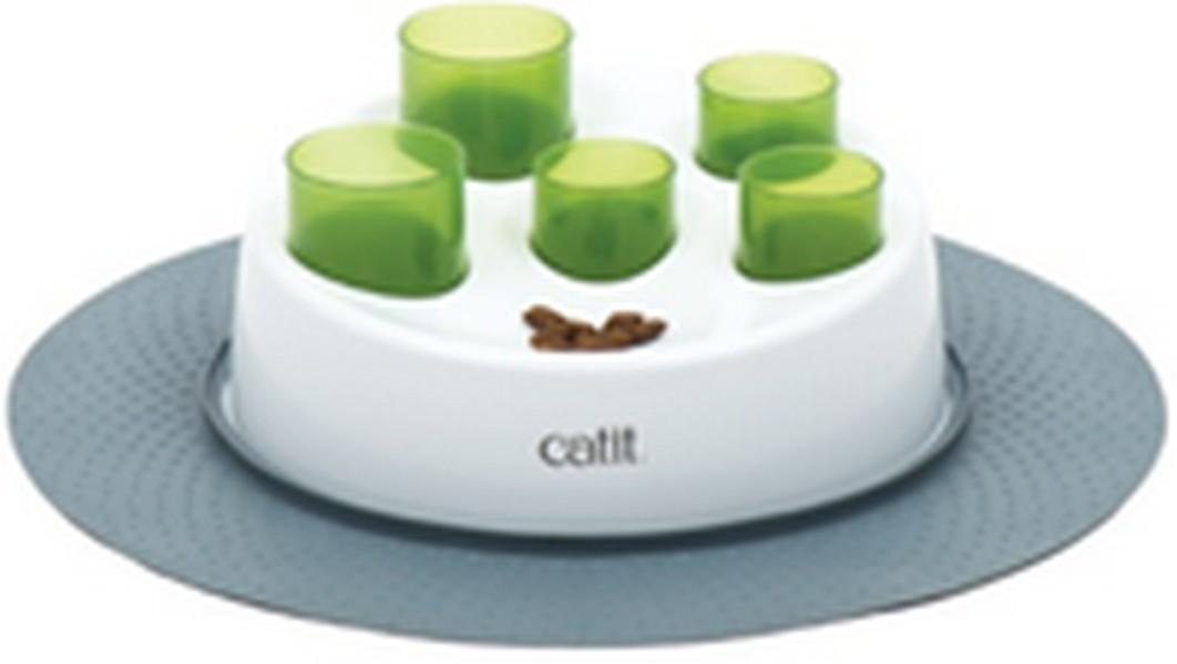 Hagen Catit Senses 2.0 / Интерактивная кормушка Хаген для кошек Копатель