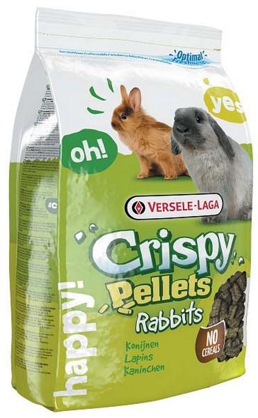 Versele-Laga Crispy Pellets Rabbits / Версель-Лага корм для Кроликов гранулированный