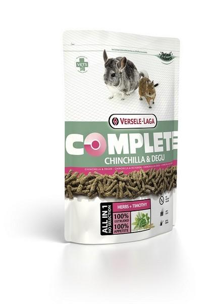 Versele-Laga Complete Chinchilla & Degu / Версель-Лага корм для Шиншилл и Дегу