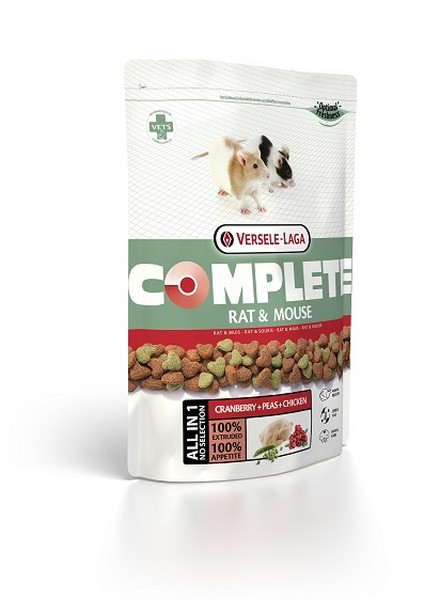 Versele-Laga Complete Rat & Mouse / Версель-Лага корм для Крыс и Мышей