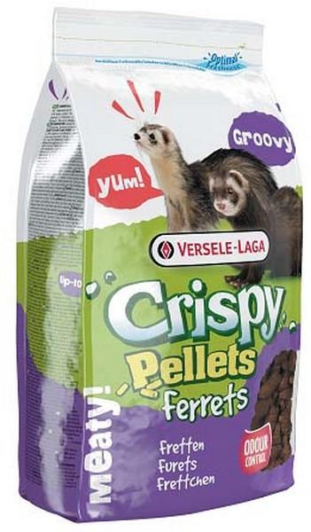 Versele-Laga Crispy Pellets Ferrets / Версель-Лага корм для Хорьков гранулированный