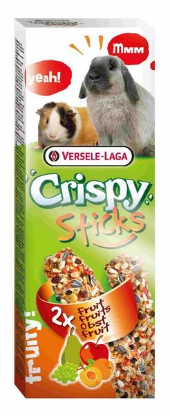 Versele-Laga Crispy Sticks Fruit / Версель-Лага палочки для Кроликов и Морских свинок с фруктами