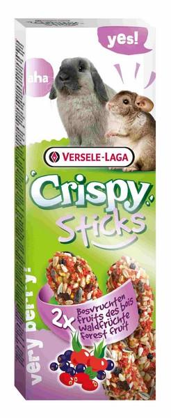 Versele-Laga Crispy Sticks Forest Fruit / Версель-Лага палочки для Кроликов и Шиншилл с лесными ягодами