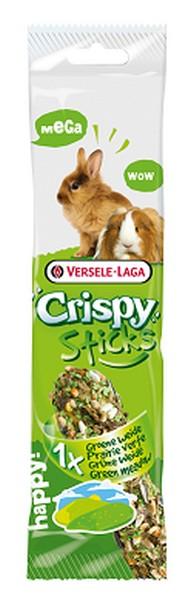 Versele-Laga Crispy Sticks Green Meadow / Версель-Лага палочки для Кроликов и Морских свинок