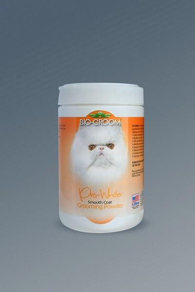 Bio-Groom Pro White Smooth пудра мягкая 178 мл