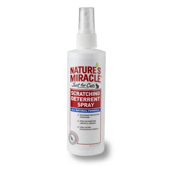 8in1 Nature's Miracle Scratching Deterrent Spray / 8в1 Средство Против царапанья кошками спрей