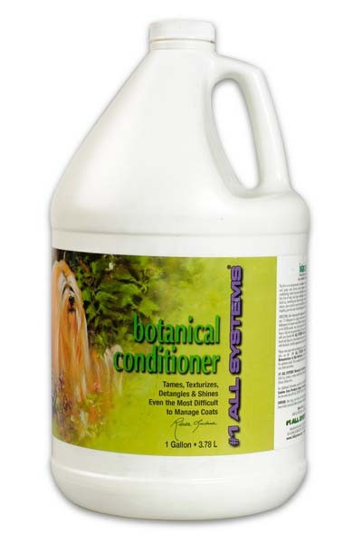 1 All Systems Botanical conditioner кондиционер на основе растительных экстрактов 3,78 л