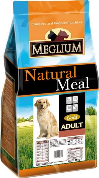 Meglium Adult Gold / Сухой корм Меглиум для взрослых собак