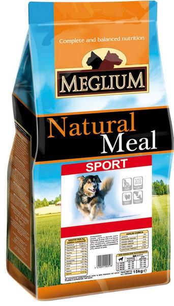 Meglium Sport / Сухой корм Меглиум для Активных собак