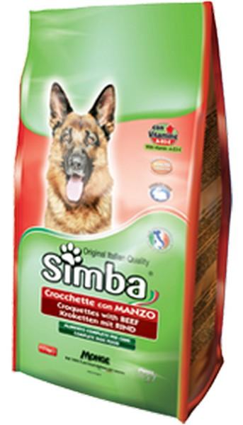 Simba Croquettes with Beef / Сухой корм Симба для собак Говядина