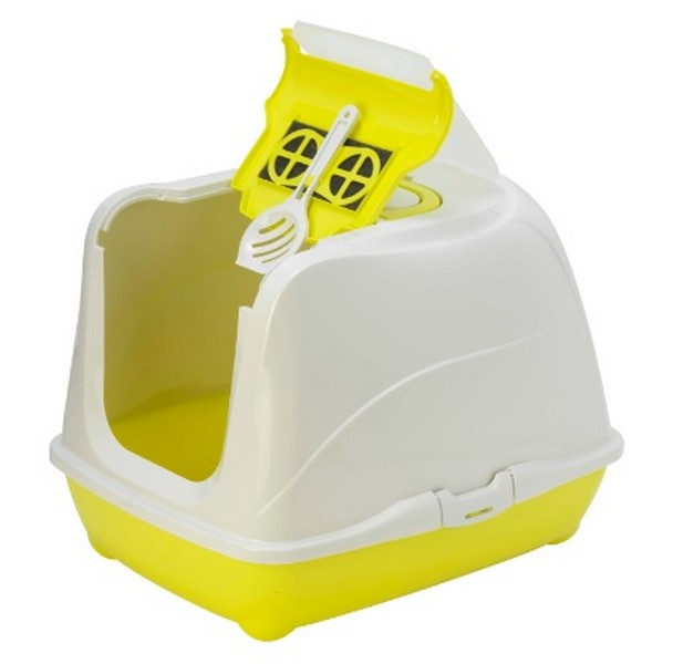 Moderna Flip Cat / Био-туалет Модерна с Совком 50x39x37h см