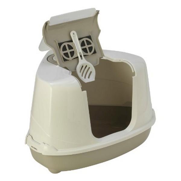 Moderna Flip Corner / Био-туалет Модерна с Совком Угловой 55x45x38h см