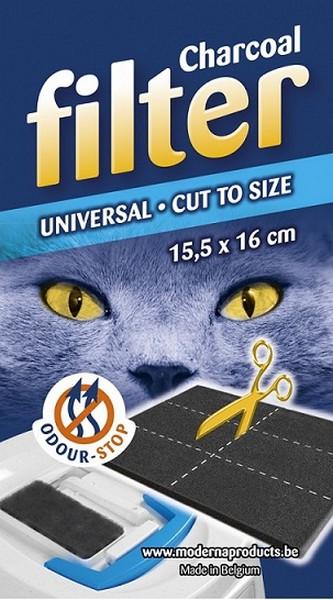 Moderna / Универсальный фильтр Модерна для Туалета 15х16 см
