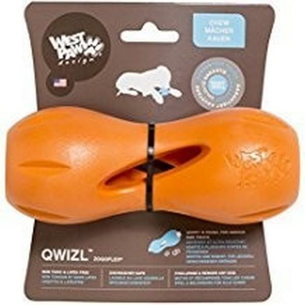 West Paw Zogoflex Qwizl / Игрушка Вест По Зогофлекс для собак под Лакомства