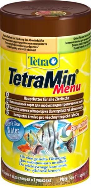 Tetra Menu / Корм Тетра для всех видов рыб
