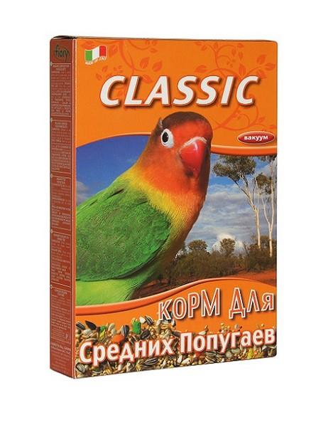 Fiory Classic / Корм Фиори для Средних попугаев
