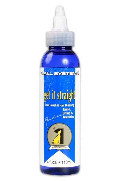1 All Systems Get it Straight средство для блеска и выпрямления волоса 118 мл