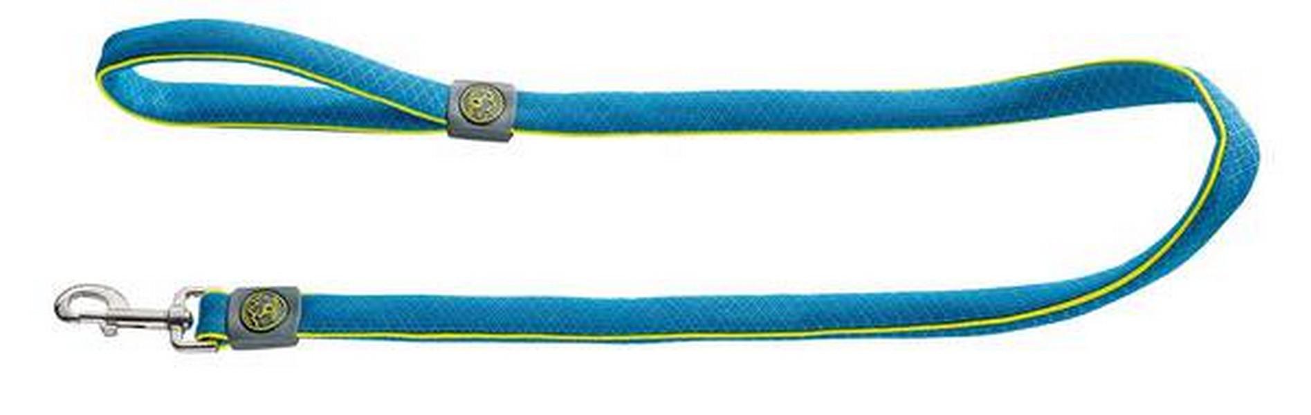 Hunter Maui поводок для собак сетчатый текстиль 25мм/120см