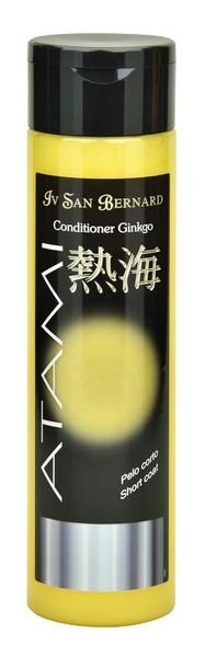 Iv San Bernard Atami Ginkgo Conditioner / Кондиционер Ив Сан Бернард для Короткой шерсти и собак Голых пород Нежный