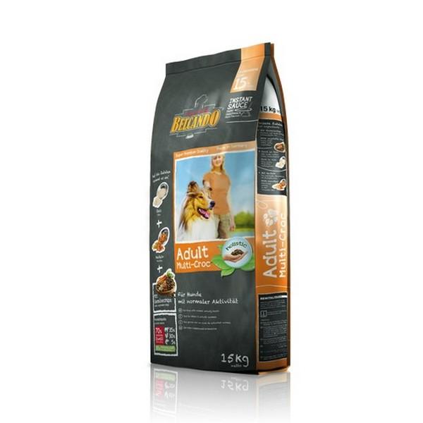 Belcando Adult Multi-Croc / Сухой корм Белькандо Эдалт Мульти-Крокеты для собак Привередливых в еде