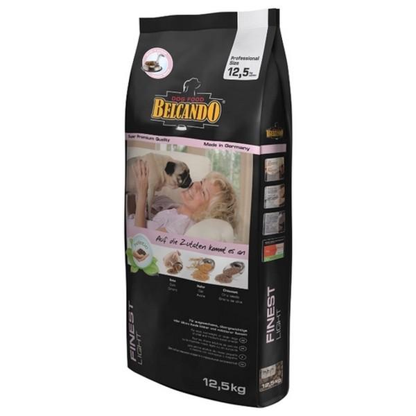 Belcando Finest Light / Сухой корм Белькандо Файнест Лайт для собак Мелких и Средних пород Птица Низкокалорийный