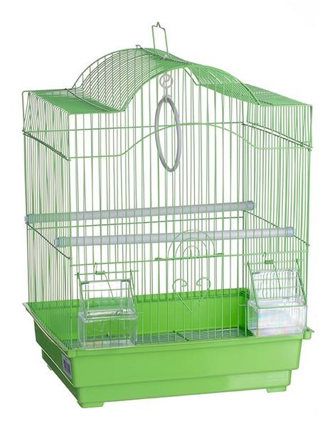Kredo / Клетка Кредо для Птиц Фигурная цветная