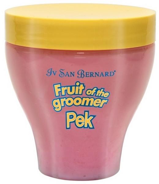 Iv San Bernard Fruit of the Groomer Black Cherry Mask Short coat / Маска Ив Сан Бернард для Короткой шерсти с Протеинами шелка Восстанавливающая