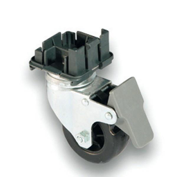 MPS Ruota Skudo 4-7 / МПС колеса для переносок