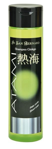 Iv San Bernard Atami Ginkgo Shampoo / Шампунь Ив Сан Бернард для Короткой шерсти и собак Голых пород Защитный