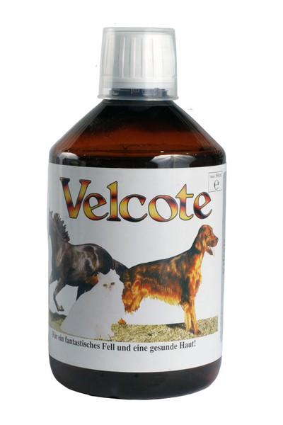 Velcote / Велькот Масло для Кожи и Шерсти собак, кошек и лошадей для приема внутрь