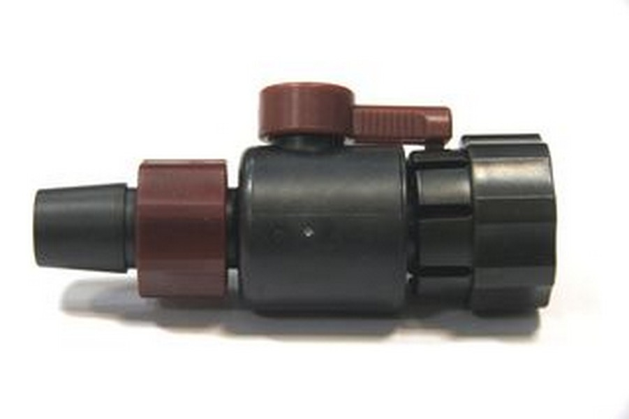Hydor кран для перекрытия воды для внешнего фильтра PRIME 10