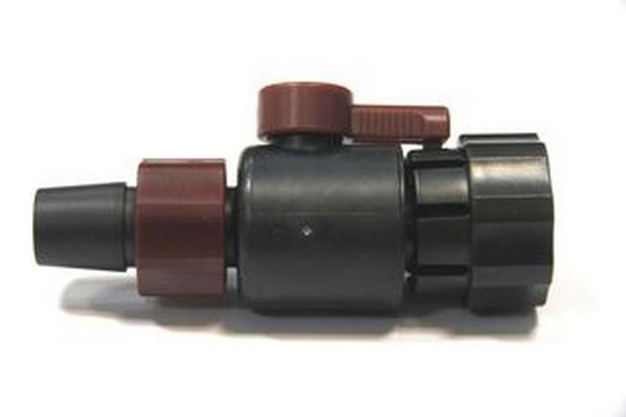 Hydor кран для перекрытия воды для внешнего фильтра PRIME 20/30