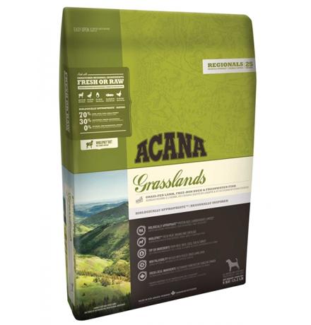 Acana Regionals Grasslands No Grain / Сухой корм Акана для собак Всех пород Беззерновой Ягненок